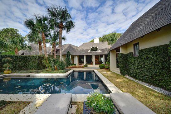 4 bed 5 bath Single Family at 260 Twenty Ninth Street (Cottage Sea Island, GA, 31561 is for sale at 3.20m - google static map