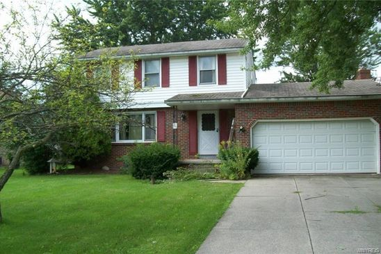 3 bed 2 bath Single Family at 345 COLONIAL DR GRAND ISLAND, NY, 14072 is for sale at 120k - google static map