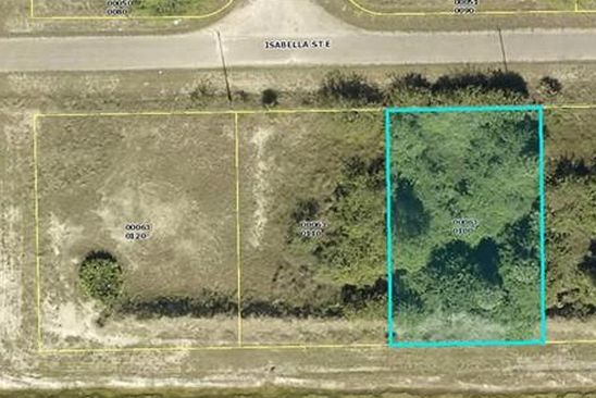 null bed null bath Vacant Land at 1232 Isabella E St Lehigh Acres, FL, 33974 is for sale at 6k - google static map