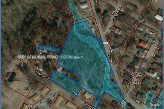 null bed null bath Vacant Land at 0 Valentino Dr South Pittsburg, TN, 37380 is for sale at 30k - google static map
