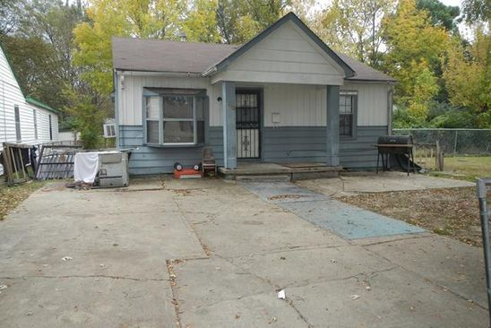 4 bed 2 bath Single Family at 712 S 18TH ST WEST MEMPHIS, AR, 72301 is for sale at 28k - google static map