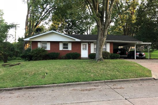 3 bed 2 bath Single Family at 2403 ALBERT RASCHE DR CAPE GIRARDEAU, MO, 63701 is for sale at 110k - google static map