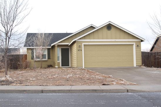 2 bed 2 bath Single Family at 484 NE SPRUCE CT REDMOND, OR, 97756 is for sale at 200k - google static map