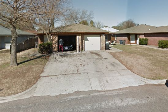 4 bed 4 bath Multi Family at 3732 HULEN PARK CIR FORT WORTH, TX, 76123 is for sale at 170k - google static map