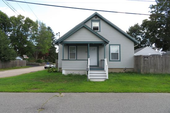 4 bed 1 bath Single Family at 34 PARK DR RIVERSIDE, RI, 02915 is for sale at 275k - google static map