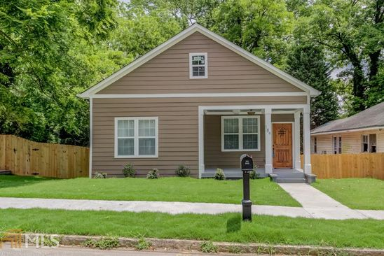 3 bed 2 bath Single Family at 186 RACINE ST SW ATLANTA, GA, 30314 is for sale at 260k - google static map
