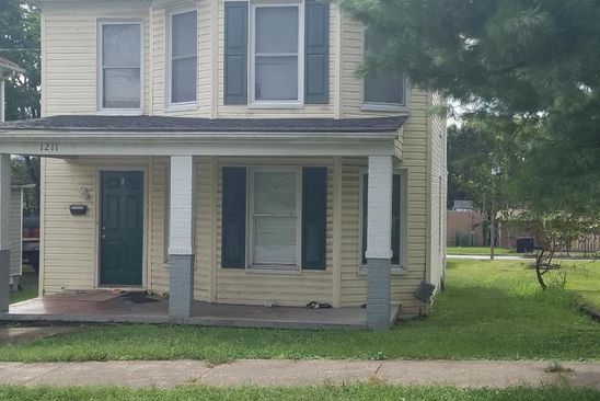 3 bed 1 bath Single Family at 1211 Dale Ave SE Roanoke, VA, 24013 is for sale at 70k - google static map