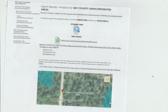 0 bed null bath Vacant Land at 00705 Sanjo Rd Fountain, FL, 32438 is for sale at 14k - google static map