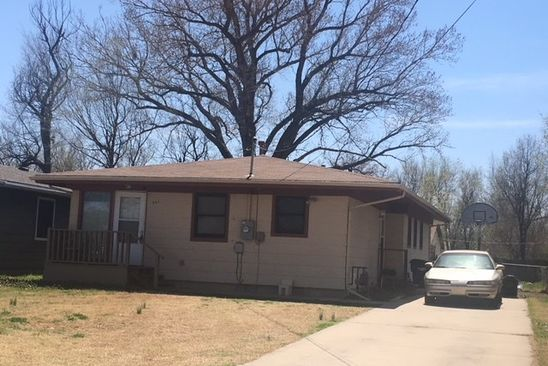 3 bed 2 bath Single Family at 933 W 27TH ST S WICHITA, KS, 67217 is for sale at 68k - google static map