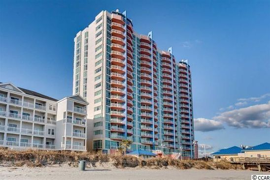2 bed 2 bath Condo at 3500 N OCEAN BLVD NORTH MYRTLE BEACH, SC, 29582 is for sale at 265k - google static map