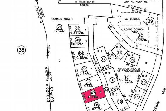 null bed null bath Vacant Land at 233 River Otter Way Grass Valley, CA, 95945 is for sale at 60k - google static map
