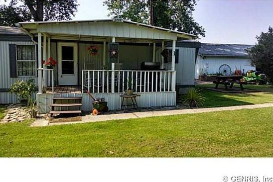 2 bed 2 bath Mobile / Manufactured at 2702 ITALY FRIEND RD BRANCHPORT, NY, 14418 is for sale at 68k - google static map