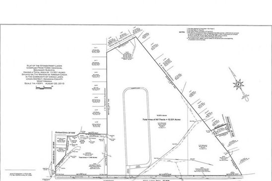 null bed null bath Vacant Land at 810 Cross Lanes Dr Charleston, WV, 25313 is for sale at 1.45m - google static map