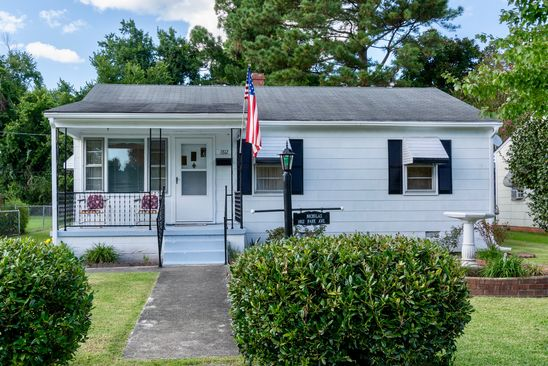 3 bed 1 bath Single Family at 1812 PARK AVE NEW BERN, NC, 28560 is for sale at 90k - google static map