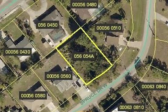 null bed null bath Vacant Land at 18536 Spruce Dr W Fort Myers, FL, 33967 is for sale at 40k - google static map