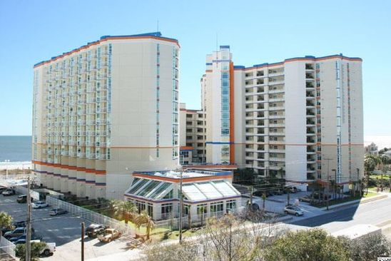 null bed 1 bath Condo at 5200 N OCEAN BLVD MYRTLE BEACH, SC, 29577 is for sale at 189k - google static map