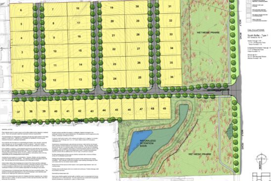 null bed null bath Vacant Land at 17061 Foxtail Orland Park, IL, 60467 is for sale at 165k - google static map