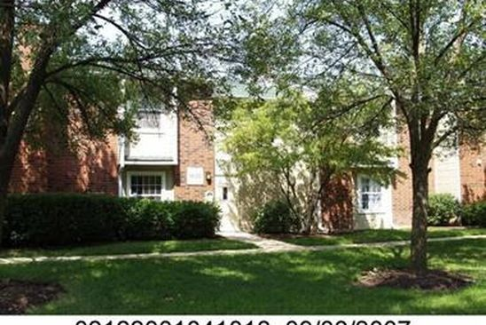 2 bed 2 bath Condo at 1225 Wyndham Ct Palatine, IL, 60074 is for sale at 100k - google static map