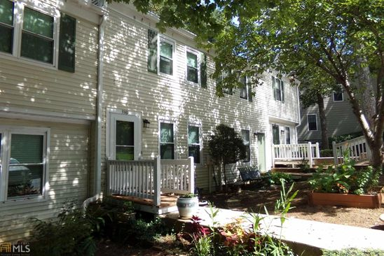 2 bed 3 bath Condo at 3385 SEPTEMBER MORN PEACHTREE CORNERS, GA, 30092 is for sale at 130k - google static map
