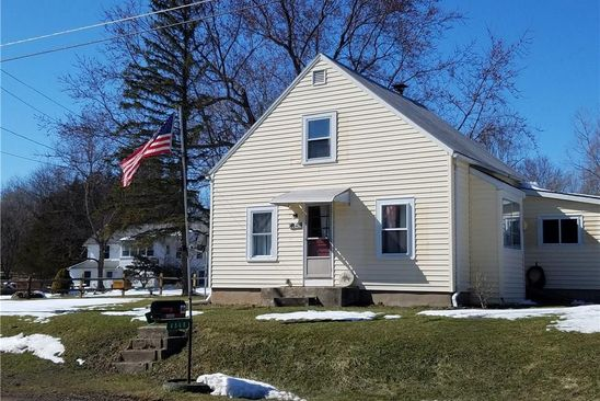 3 bed 1 bath Single Family at 4546 CLAY ST HEMLOCK, NY, 14466 is for sale at 79k - google static map