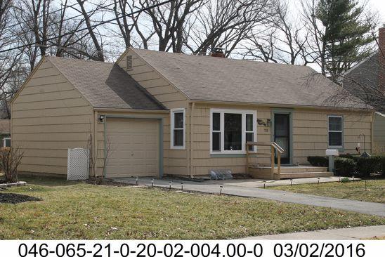 2 bed 1 bath Single Family at 7111 CEDAR ST PRAIRIE VILLAGE, KS, 66208 is for sale at 185k - google static map