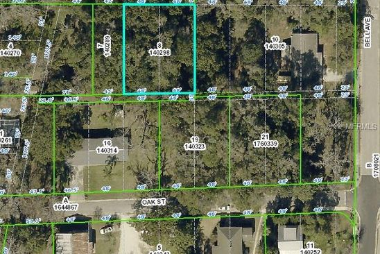 null bed null bath Vacant Land at  HOWELL AVE BROOKSVILLE, FL, 34601 is for sale at 11k - google static map