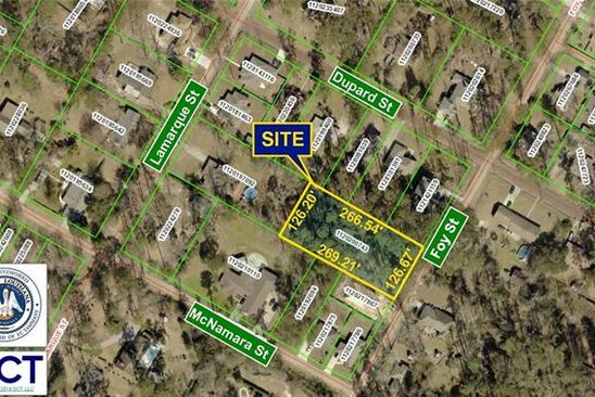 null bed null bath Vacant Land at 1330 Foy St Mandeville, LA, 70448 is for sale at 99k - google static map