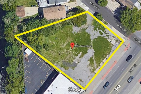 null bed null bath Vacant Land at 2516 Main St Buffalo, NY, 14214 is for sale at 445k - google static map