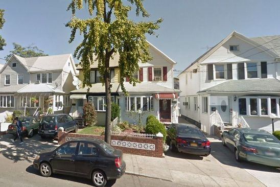4 bed 3 bath Townhouse at 1332 ALBANY AVE BROOKLYN, NY, 11203 is for sale at 679k - google static map