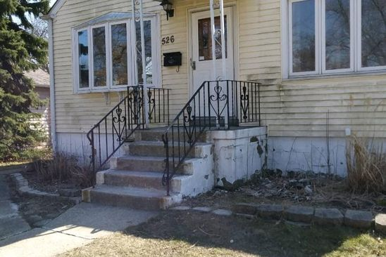 3 bed 2 bath Single Family at 526 LOCUST ST HAMMOND, IN, 46324 is for sale at 85k - google static map