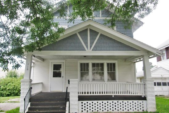 3 bed 1 bath Single Family at 110 W Linn St Marshalltown, IA, 50158 is for sale at 3k - google static map