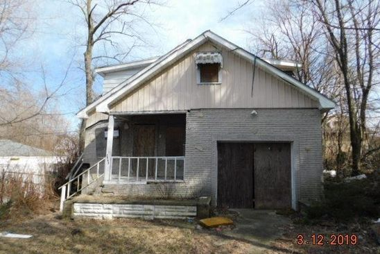 4 bed 2 bath Multi Family at 3543 Virginia St Gary, IN, 46409 is for sale at 7k - google static map