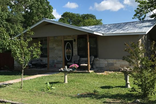 3 bed 2 bath Single Family at 719 4th St Blanco, TX, 78606 is for sale at 270k - google static map