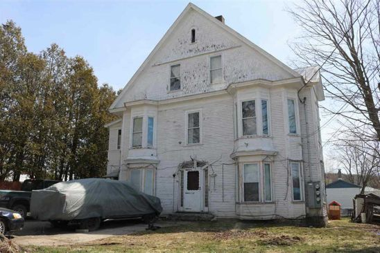8 bed 3 bath Single Family at 14 ELM AVE RICHFORD, VT, 05476 is for sale at 125k - google static map