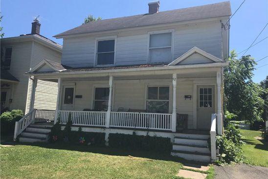 5 bed 2 bath Multi Family at 50 Pulaski St Auburn, NY, 13021 is for sale at 54k - google static map