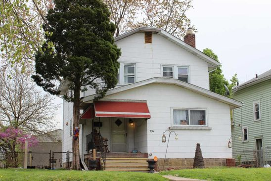 4 bed 1 bath Single Family at 594 S Richardson Ave Columbus, OH, 43204 is for sale at 65k - google static map