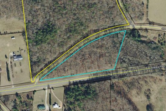 null bed null bath Vacant Land at  Hwy 29 Canon, GA, 30520 is for sale at 12k - google static map