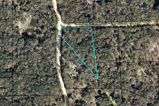 null bed null bath Vacant Land at  Deer Trl Fanning Springs, FL, 32693 is for sale at 8k - google static map