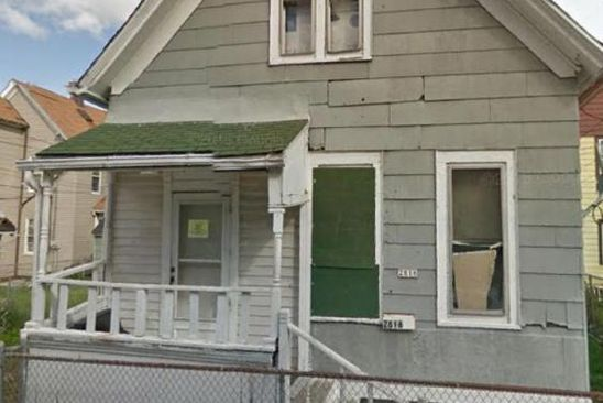 3 bed 1 bath Single Family at 2816 N HUBBARD ST MILWAUKEE, WI, 53212 is for sale at 9k - google static map