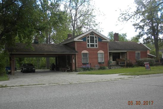 2 bed 2 bath Single Family at 323 S MAIN ST VASSAR, MI, 48768 is for sale at 90k - google static map