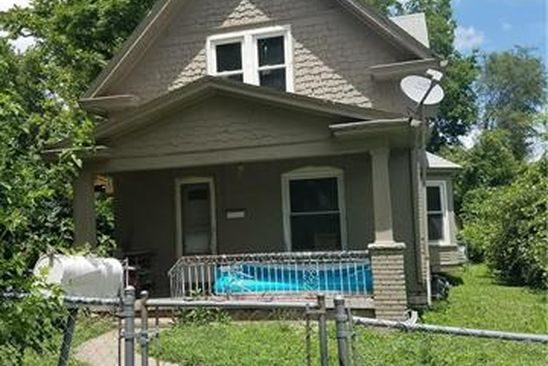 2 bed 1 bath Single Family at 6344 E 11TH ST KANSAS CITY, MO, 64126 is for sale at 40k - google static map