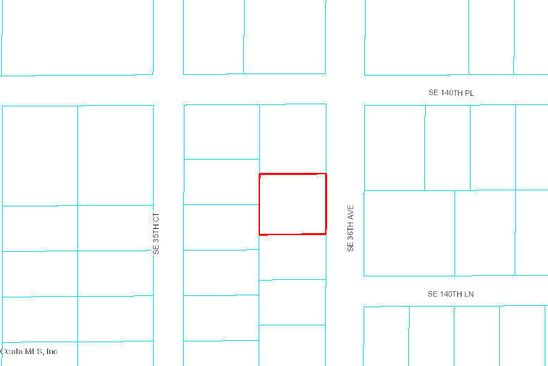 null bed null bath Vacant Land at 0 SE 36 Ave Ave Belleview, FL, 34420 is for sale at 7k - google static map
