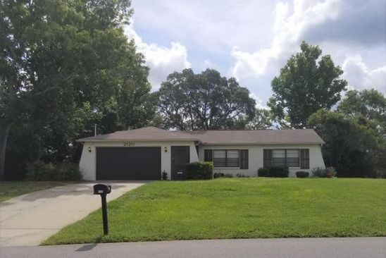2 bed 2 bath Single Family at 2120 BOLGER AVE SPRING HILL, FL, 34609 is for sale at 125k - google static map
