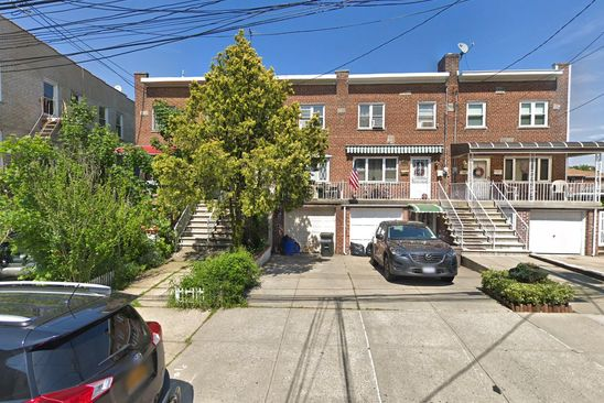 4 bed 2 bath Multi Family at 1236 BRADFORD AVE BRONX, NY, 10461 is for sale at 625k - google static map