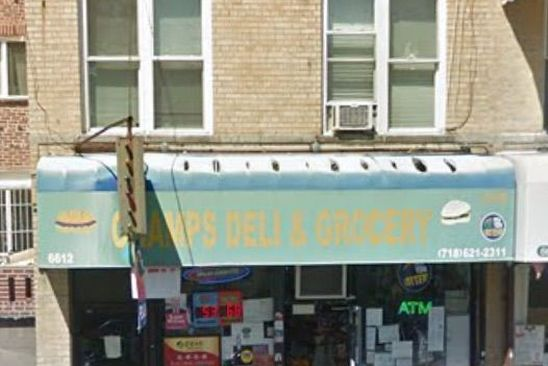 3 bed 3 bath Multi Family at 6612 17TH AVE BROOKLYN, NY, 11204 is for sale at 1.50m - google static map