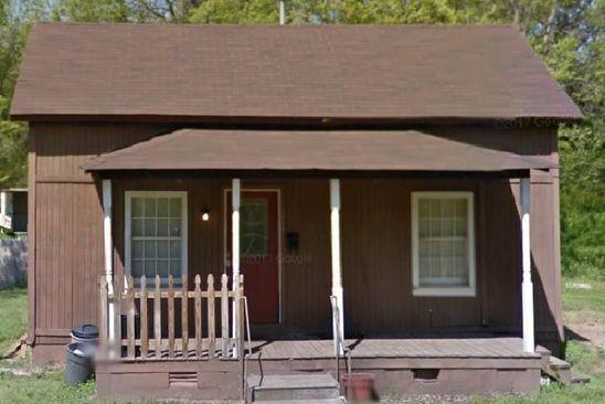 1 bed 1 bath Single Family at 217 Lafayette St Van Buren, AR, 72956 is for sale at 18k - google static map