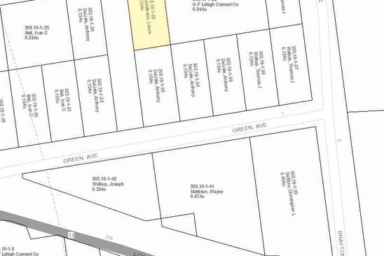 null bed null bath Vacant Land at  Wilson St Queensbury, NY, 12804 is for sale at 20k - google static map