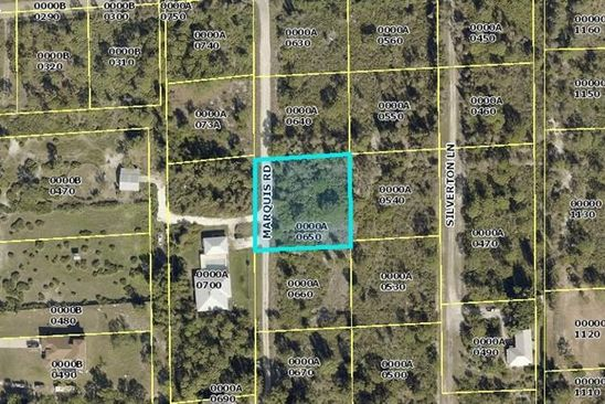 null bed null bath Vacant Land at 13830 MARQUIS RD BOKEELIA, FL, 33922 is for sale at 20k - google static map