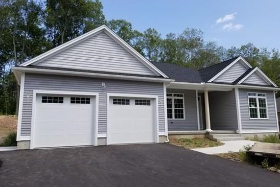 3 bed 3 bath Single Family at 33 Magnolia Ln Belchertown, MA, 01007 is for sale at 410k - google static map