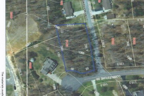 0 bed null bath Vacant Land at 12 Cobblestone Dr Marion, NC, 28752 is for sale at 16k - google static map
